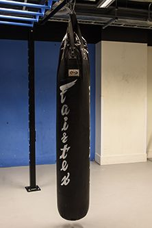 banana punching bag
