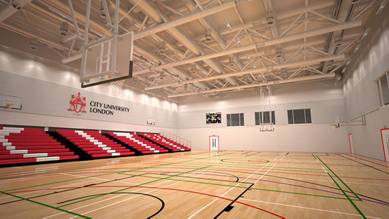Saddlers Sports Hall