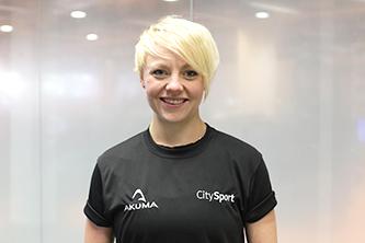 CitySport personal trainer Jodie Standish