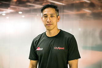 CitySport personal trainer Toan Truong